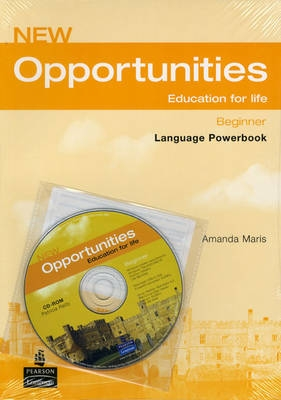 New Opportunities Beginner Language Powerbook - Náhled učebnice