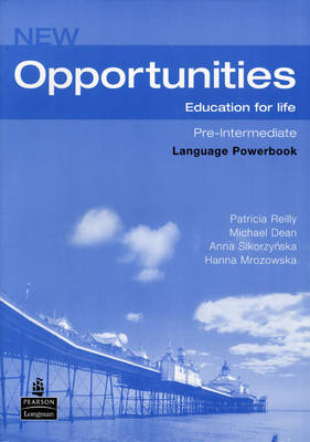 New Opportunities: Pre-Intermediate (Language Powerbook)