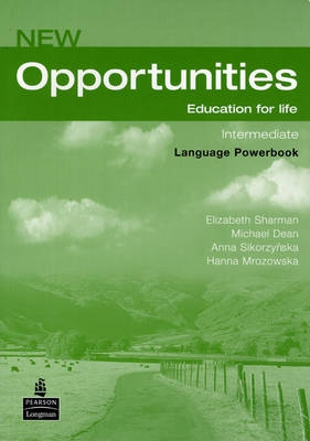 New Opportunities Intermediate Language Powerbook - Náhled učebnice