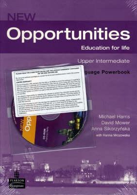 New Opportunities: Upper-Intermediate (Language Powerbook) - Náhled učebnice