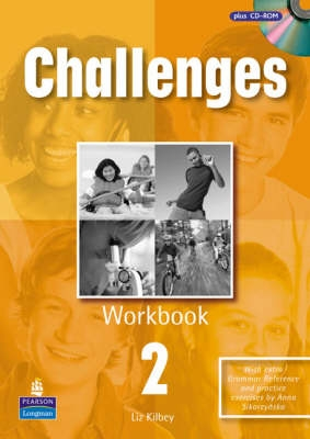 Challenges 2 Workbook and CD-Rom