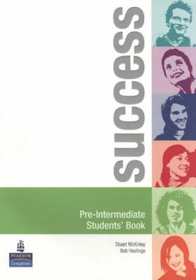 Success, Pre-intermediate. Student's book