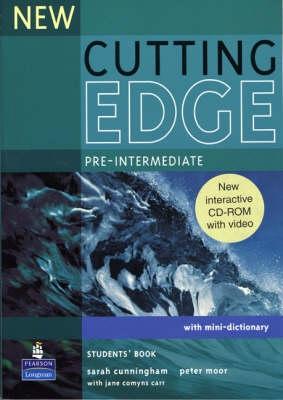 New cutting edge pre-intermediate studen - Náhled učebnice