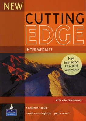 New cutting edge, intermediate : students' book - Náhled učebnice