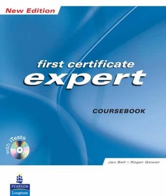First certificate expert CB