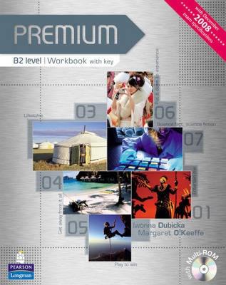 PREMIUM B2 Workbook + key