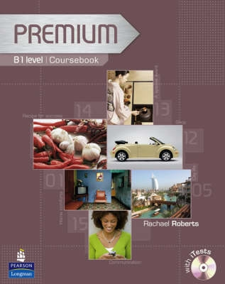 PREMIUM B1 Course Book + Exam Reviser