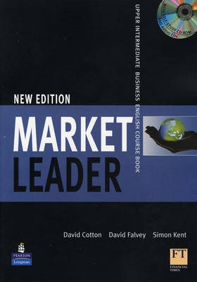 New Edition Market Leader Upper Intermediate Business English Course Book
