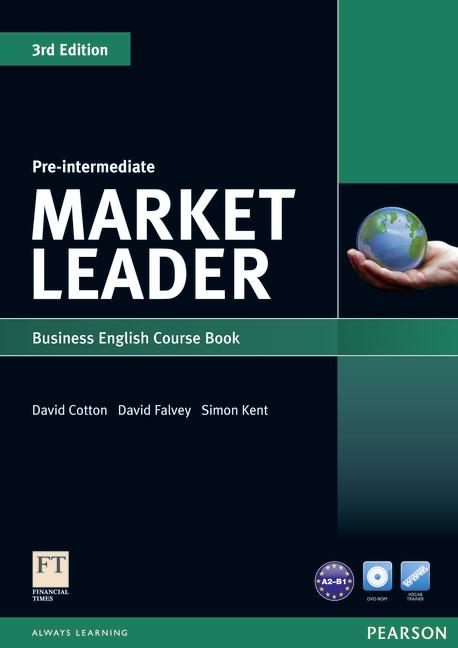 Market Leader Pre-intermediate (3rd Edition)