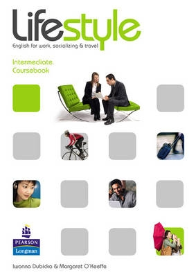 Lifestyle Intermediate Coursebook (with CD-ROM), English for Work, Socializing and Travel - Náhled učebnice