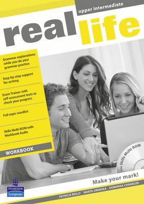 Real Life - Upper Intermediate - Workbook - Náhled učebnice