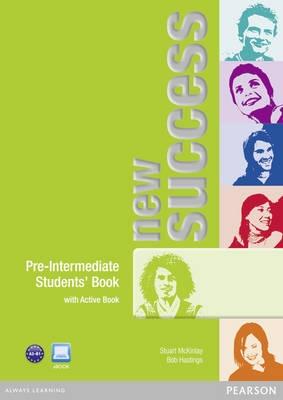Pre- Intermediate Students' Book , new success