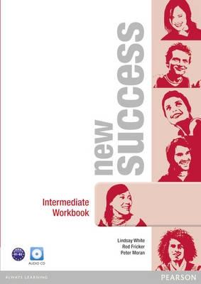 New Success intermediate Workbook - Náhled učebnice