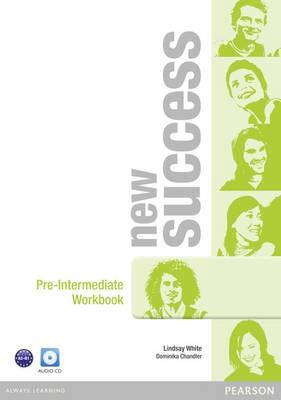 Pre-Intermediate workbook, new success