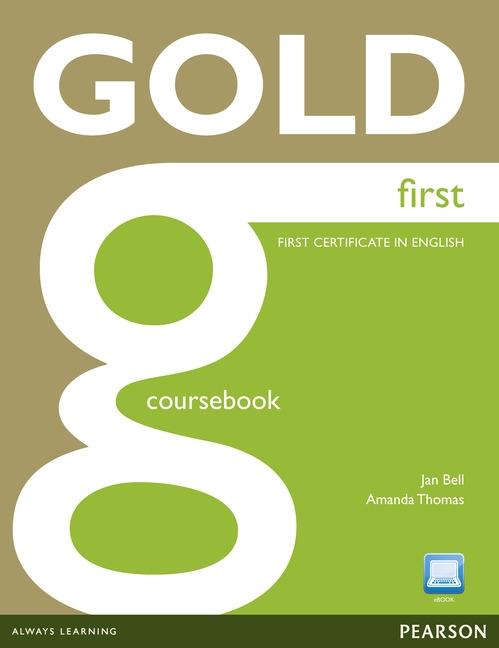 GOLD first 4th edition - Náhled učebnice