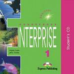 CD Enterprise Coursebook Beginner + slovník