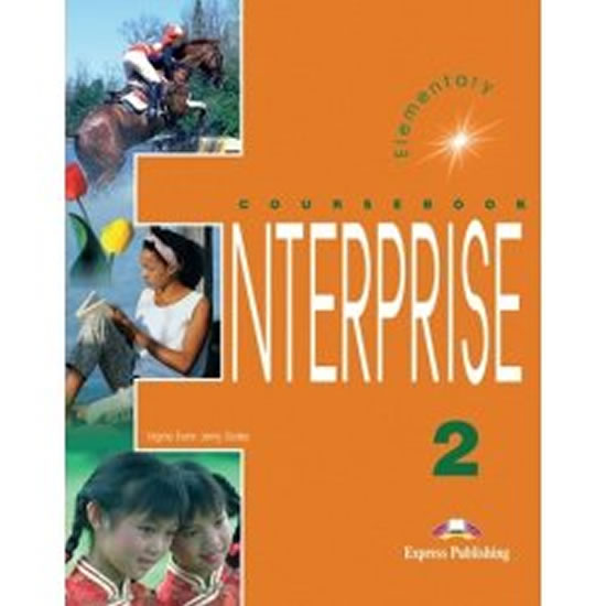 Enterprise 2. Elementary. Coursebook