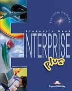 Enterprise plus. Student's book. Pre-intermediate