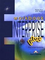Workbook interprise plus pre-intermediate - Náhled učebnice