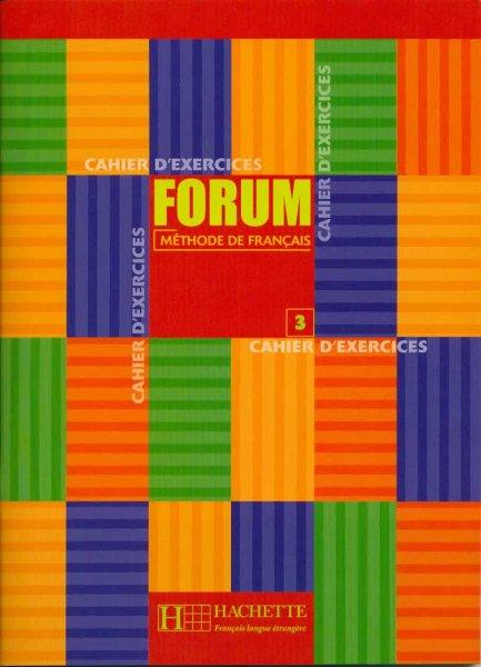 Forum 3, méthode de français (pracovní sešit) - Náhled učebnice