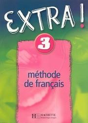 Extra! 3, Méthode de français