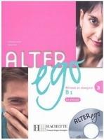ALTER EGO 3 Livre d´eleve + CD B1