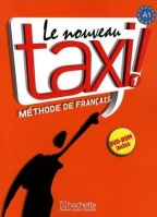 LE NOUVEAU TAXI 1 LIVRE DE L´ELEVE + DVD - Náhled učebnice