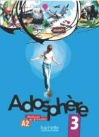ADOSPHERE 3 LIVRE D´ELEVE + AUDIO CD