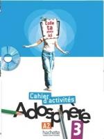ADOSPHERE 3 CAHIER D´ACTIVITÉS + CD-ROM