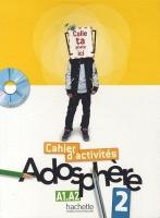 ADOSPHERE 2 CAHIER D´ACTIVITÉS + CD-ROM