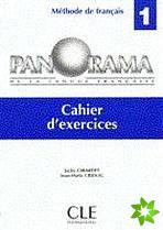 Panorama 1: Cahier d'exercices (pracovní sešit)