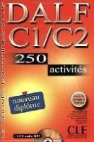 DALF C1/C2, 250 activités - Náhled učebnice