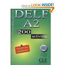 Delf A2, 200 activités - Náhled učebnice