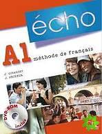 Echo A1, Méthode de français - Náhled učebnice