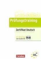 Prüfungstraining Zertifikat Deutsch - Náhled učebnice