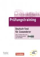Deutsch Prüfungstraining A2/b1: Deutsch-test Für Zuwanderer