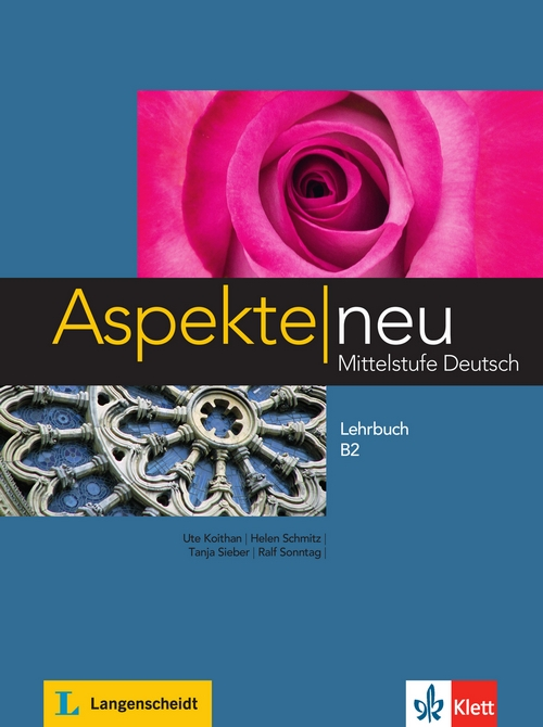 Aspekte neu , Arbeitsbuch B2 mit audio CD