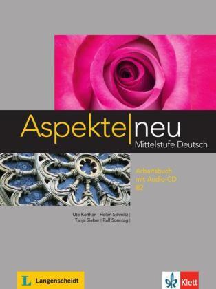 Aspekte neu Mitelstufe Deutsch  , LEHRBUCH, B2 - Náhled učebnice