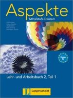 Aspekte Mittelstufe Deutsch Lehr- und Arbeitsbuch 2, Teil 1