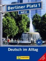 BERLINER PLATZ NEU 1 LEHRBUCH und ARBEITSBUCH mit AUDIO CD +. - Náhled učebnice