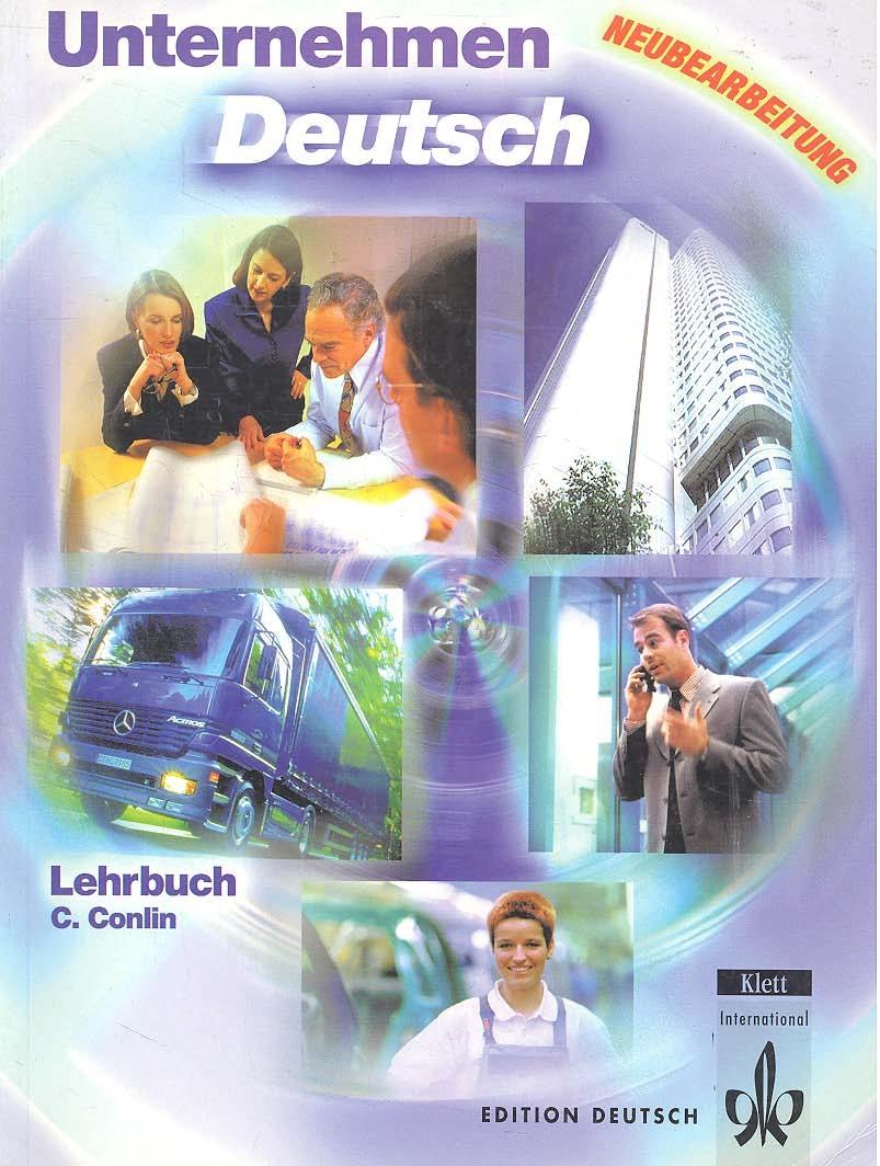 Unternehmen deutsch, Lehrwerk für Wirtschaftsdeutsch