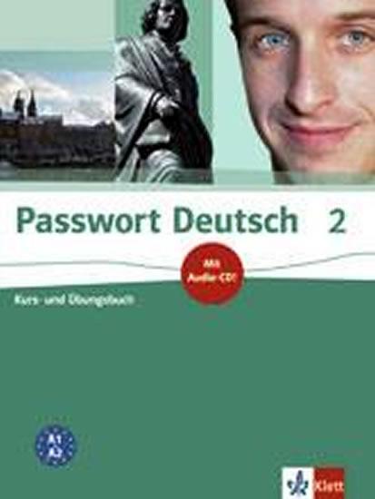 Passwort Deutsch 2 Nivel A1 Libro del alumno + Cuaderno de ejercicios + CD