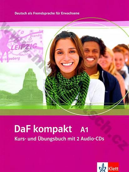 DaF kompakt A1 - Náhled učebnice