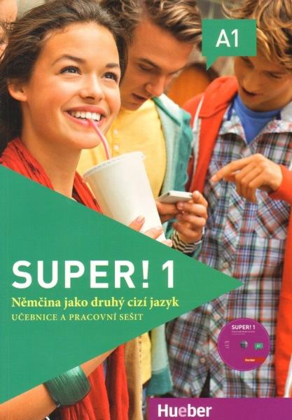 SUPER!1 - Náhled učebnice