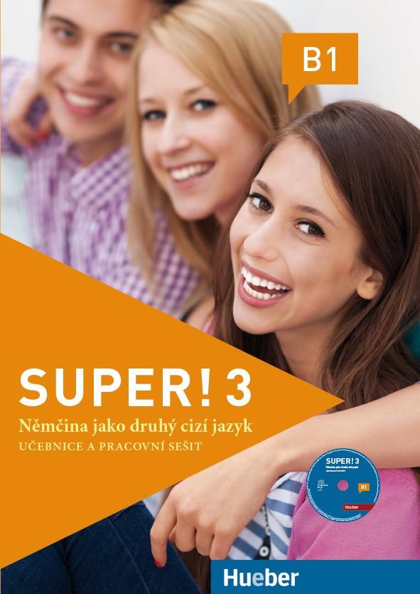 Super! 3 - Učebnice a pracovní sešit - Náhled učebnice