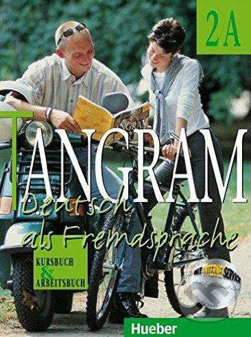 Tangram, Deutsch als Fremdsprache. Kursbuch und Arbeitsbuch 2A