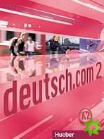 Deutsch.com 2 (Kursbuch)