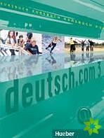 Deutsch.com. Kursbuch. Per le Scuole superiori