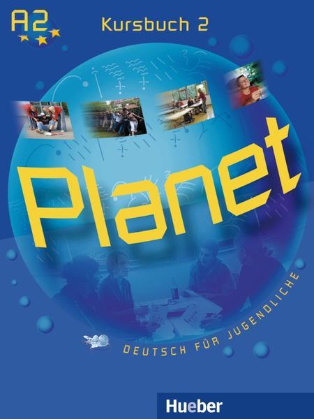 Planet 2. Kursbuch. Deutsch für Jugendliche - Náhled učebnice