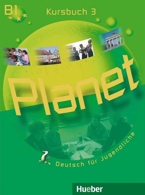 Planet, Deutsch für Jugendliche. Kursbuch